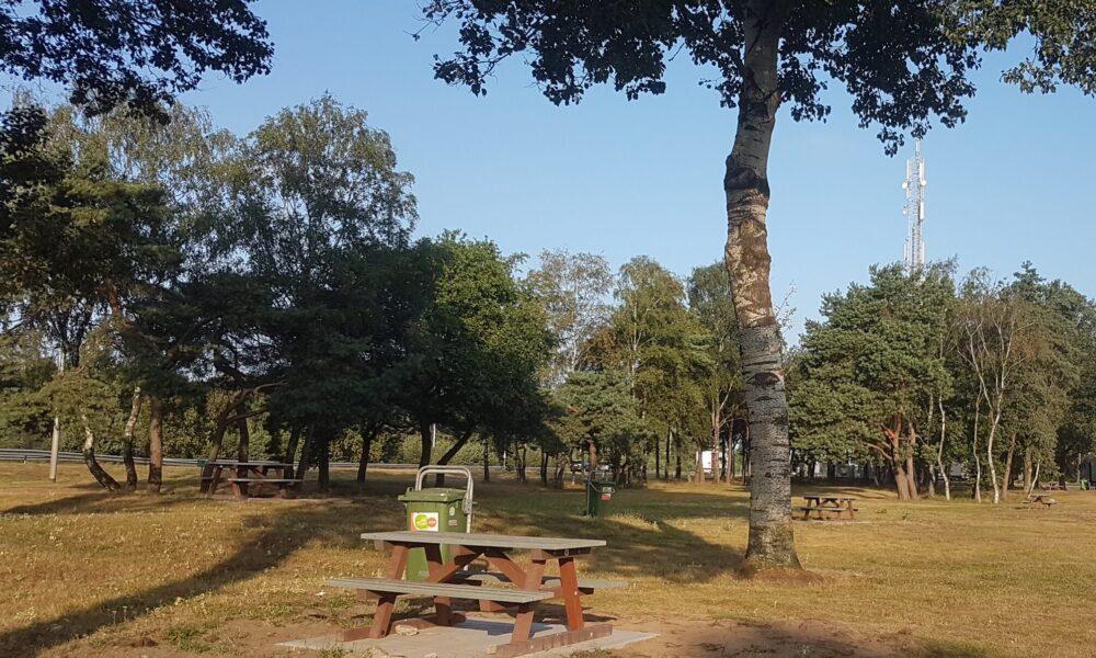 biobased picknicktafels en zitbanken