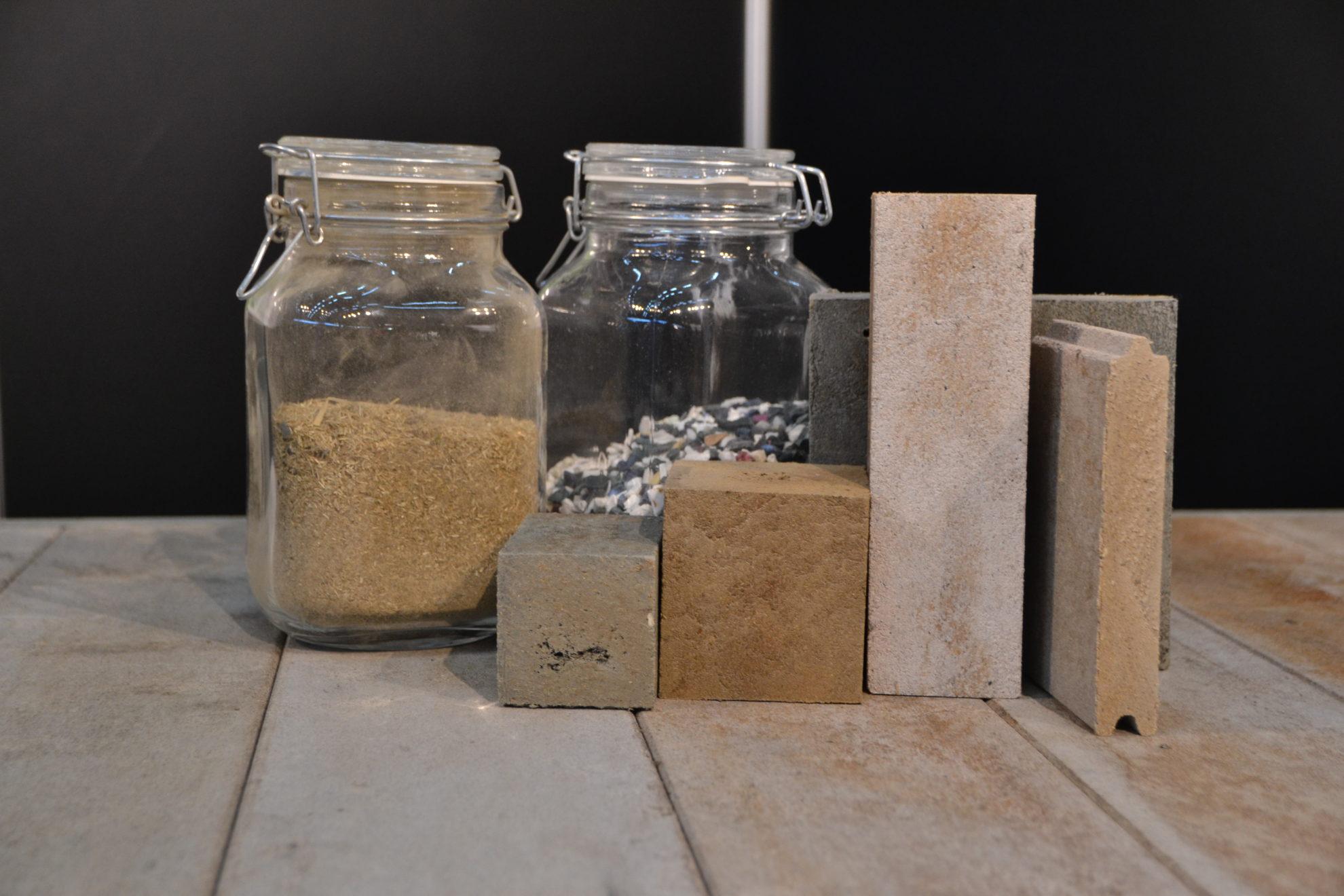 Reststromen en Materialen