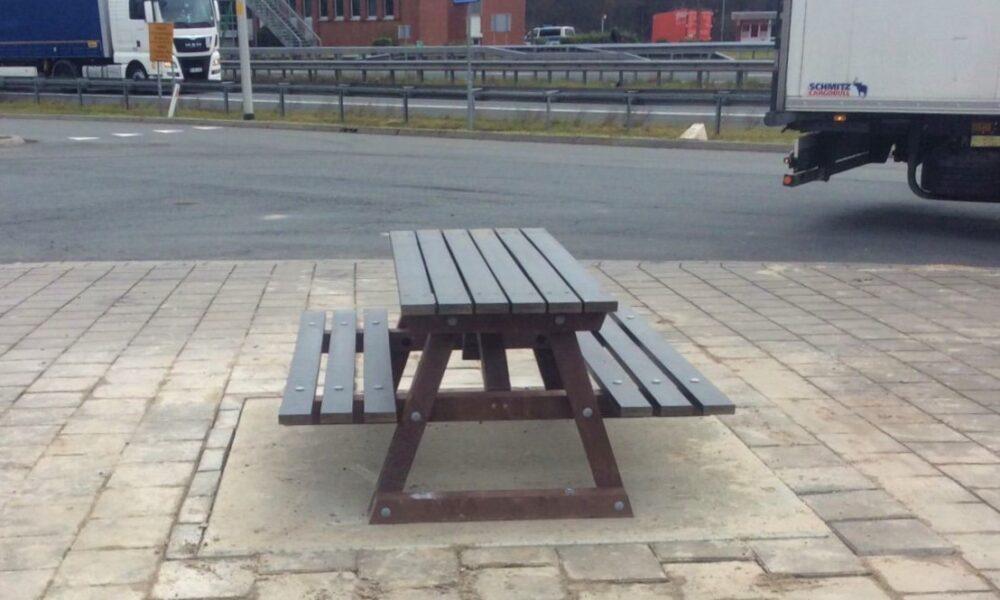 Biobased picknickbank
